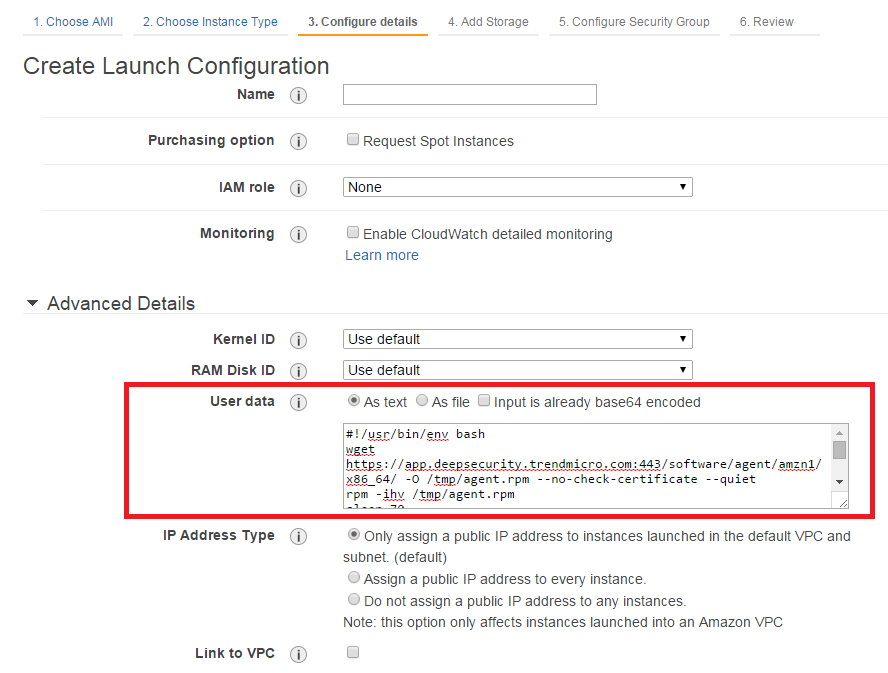 AWS Auto Scaling and Deep Security | Deep Security